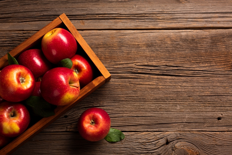 apple snacks healthy