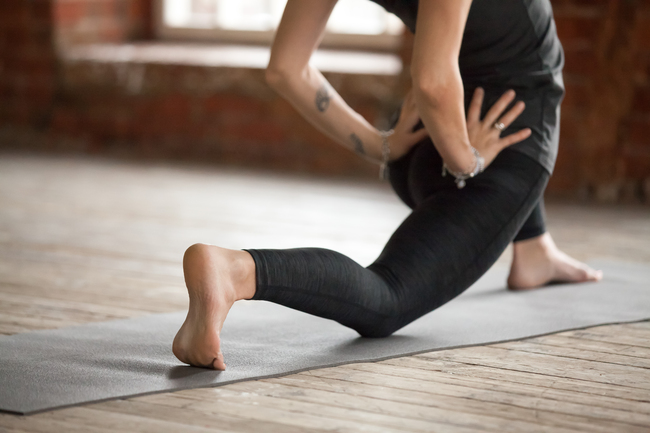 exercise to reduce thighs
