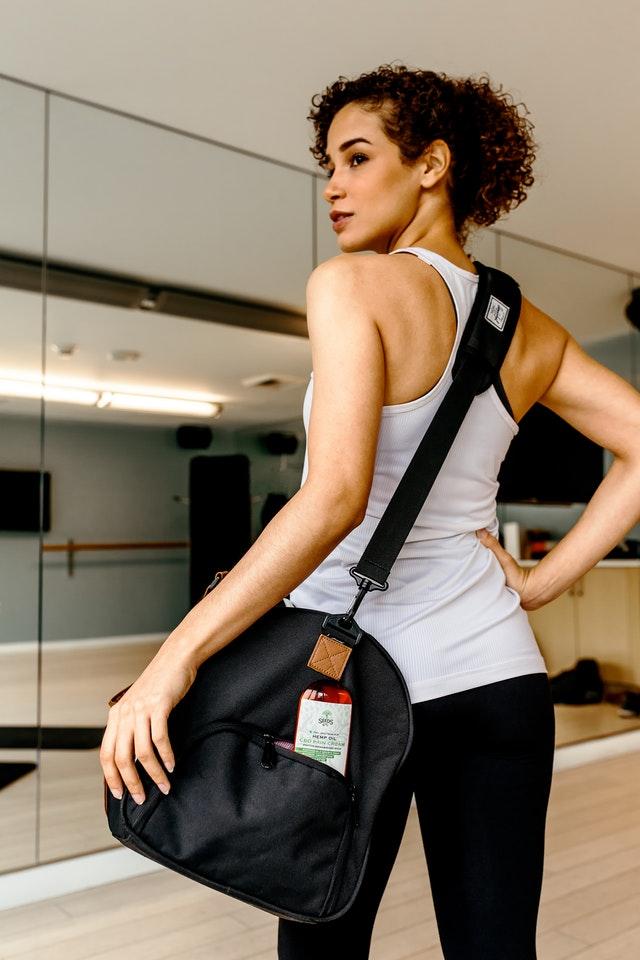Gym bag essentials for beginners
