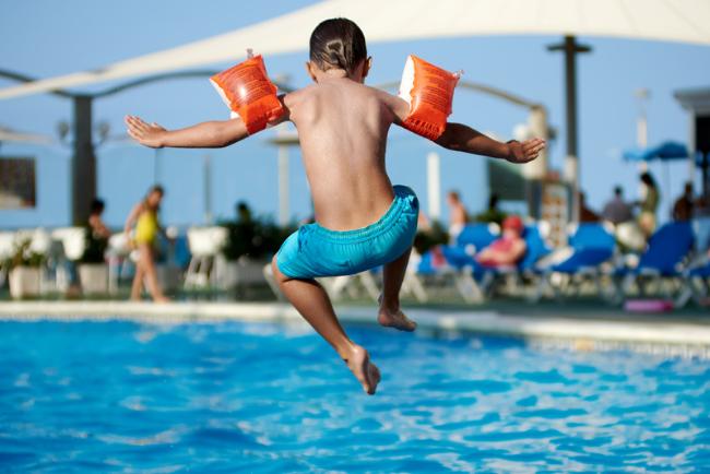 Pool exercises for sciatica