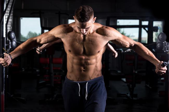bodybuilding men