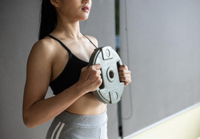 best chest exercises for women