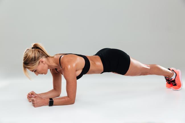 fat burning exercises stomach