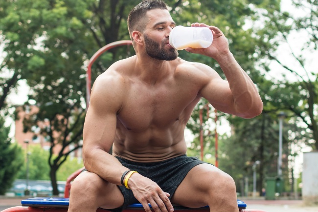 protein diet for muscle gain