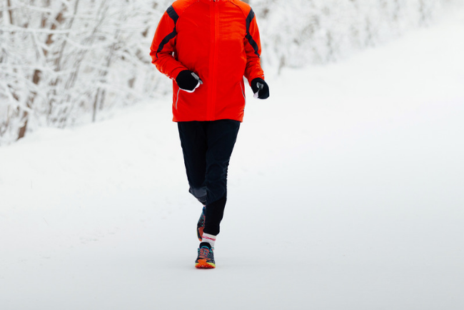 how to run better in cold