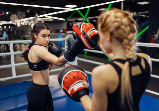 benefits-of-boxing-for-females