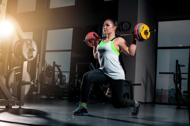 beginner gym workout