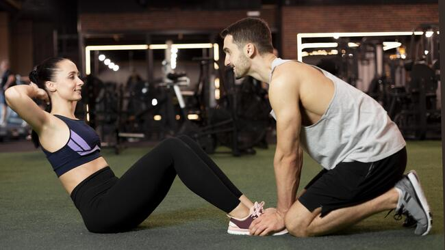 five minute full body workout