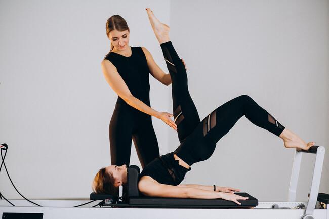 health benefits of pilates